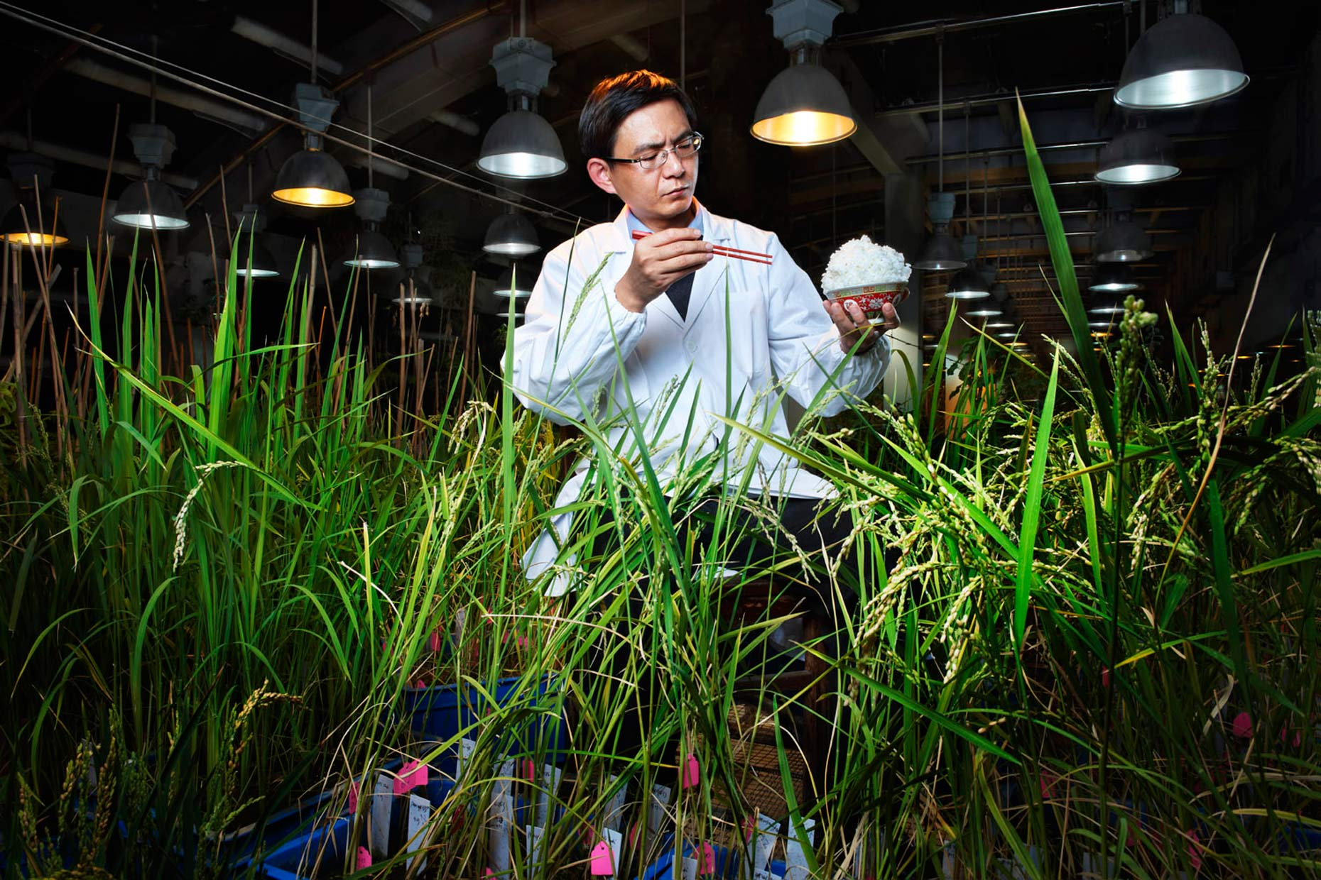 Professor Zhu Xinguang, Genome Scientist by Photographer Stefen Chow | GEO China Science | Beijing, China | Asia | GEO Magazine