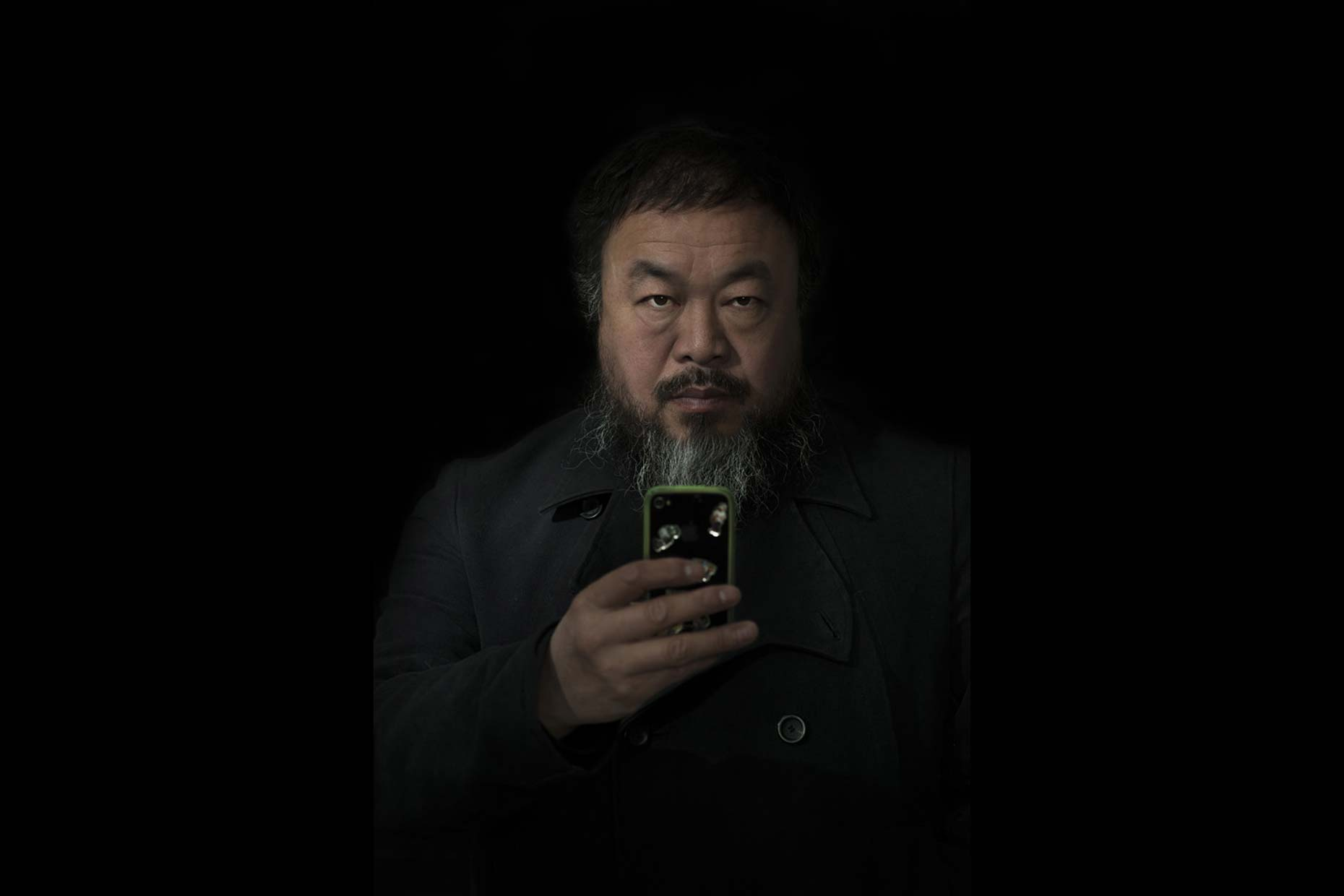 Portrait of Ai weiwei by Photographer Stefen Chow | Smithsonian Magazine | World Press Photo | Beijing | China | Asia | Stefen Chow