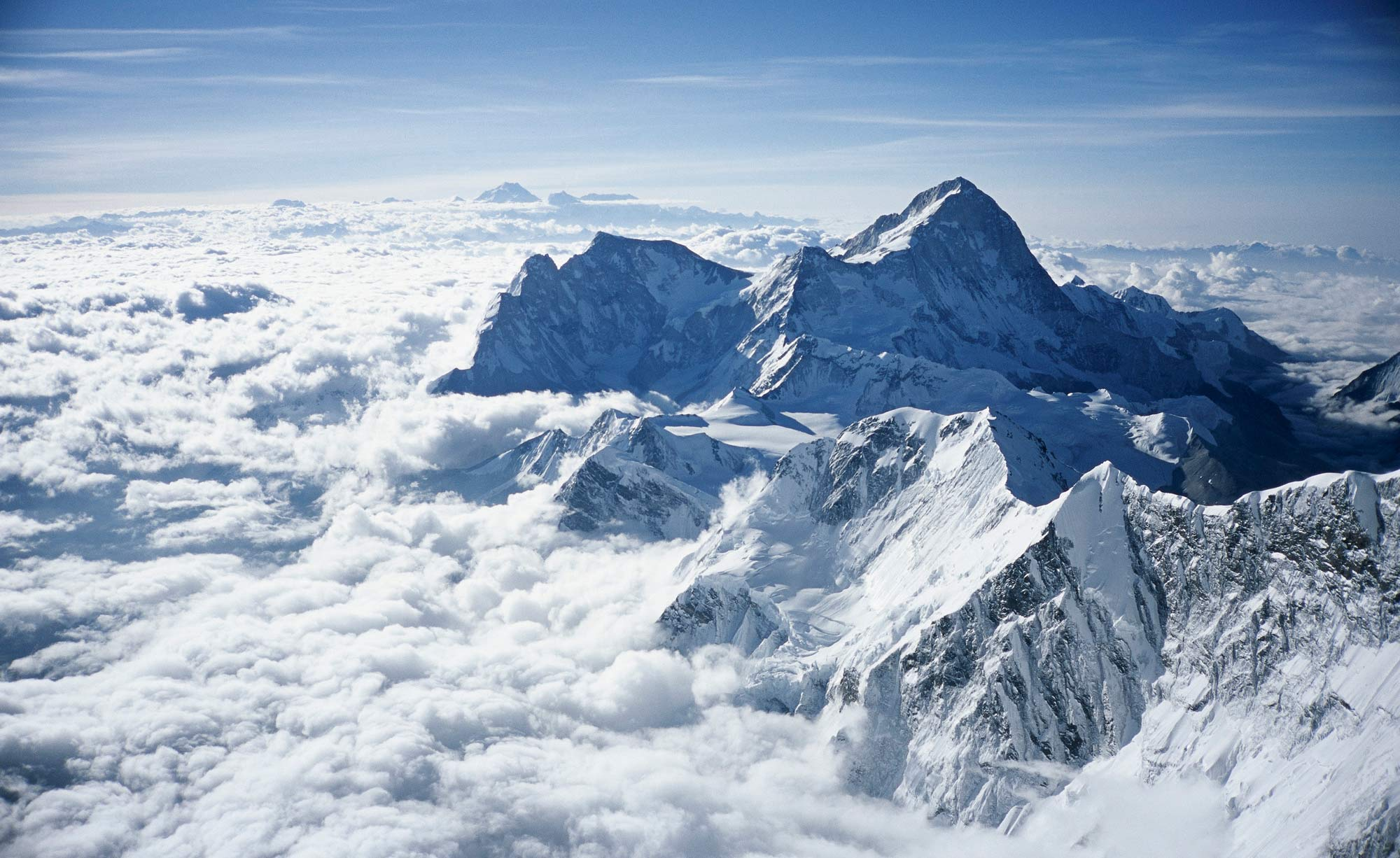 Mount Everest | Stefen Chow