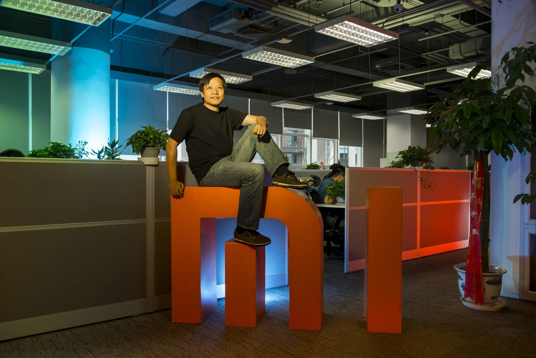 Lei Jun | Xiaomi | Founder | CEO | China Innovators | Editorial Photography | Portrait Photography | Beijing | China | Stefen Chow