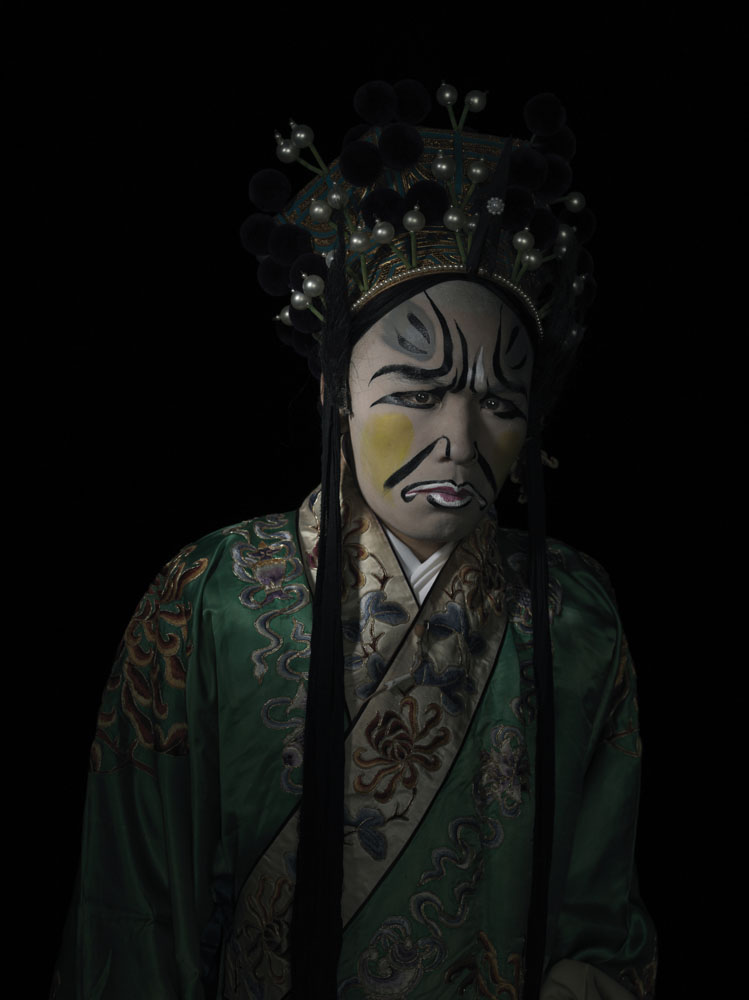 Peking Opera Portraits by Photographer Stefen Chow | Portrait Photography | Ministry of Culture, People