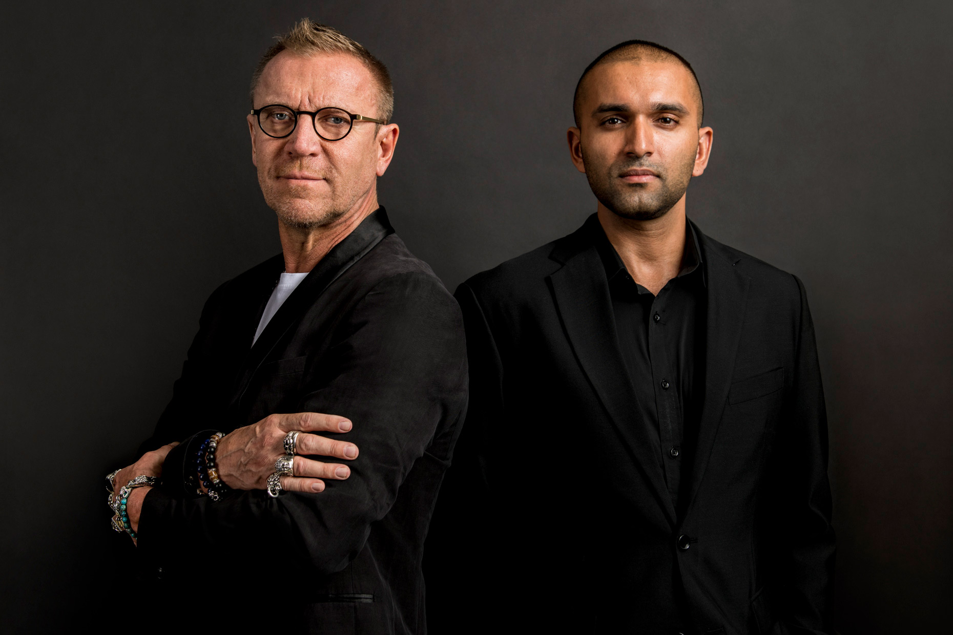 Renny Harlin DJ Parmar Portrait Extraordinary Productions Stefen Chow