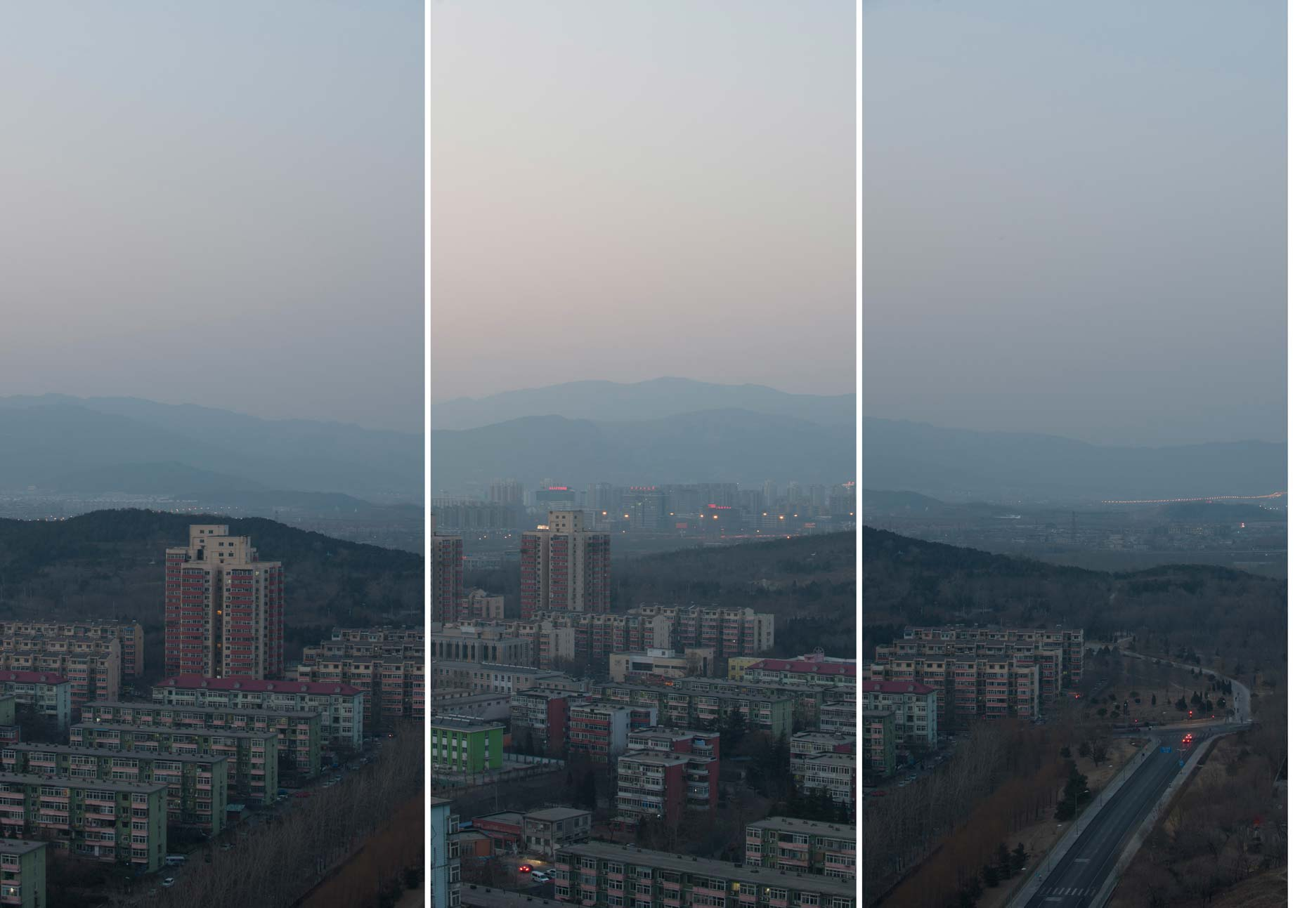 Panorama for Pullman Group | Landscape Photography | Art Photography | China | Beijing | Stefen Chow