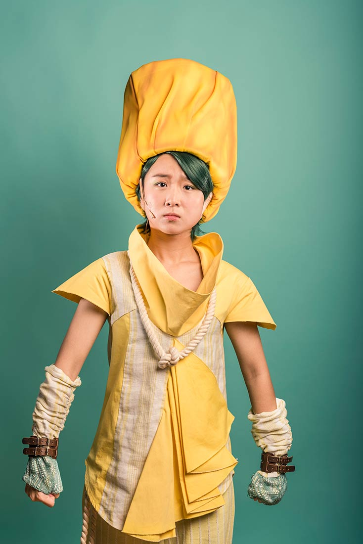 Dim Sum Warriors by Photographer Stefen Chow | Advertising | Portraiture | Commercial | Musical | Shanghai | China | Asia