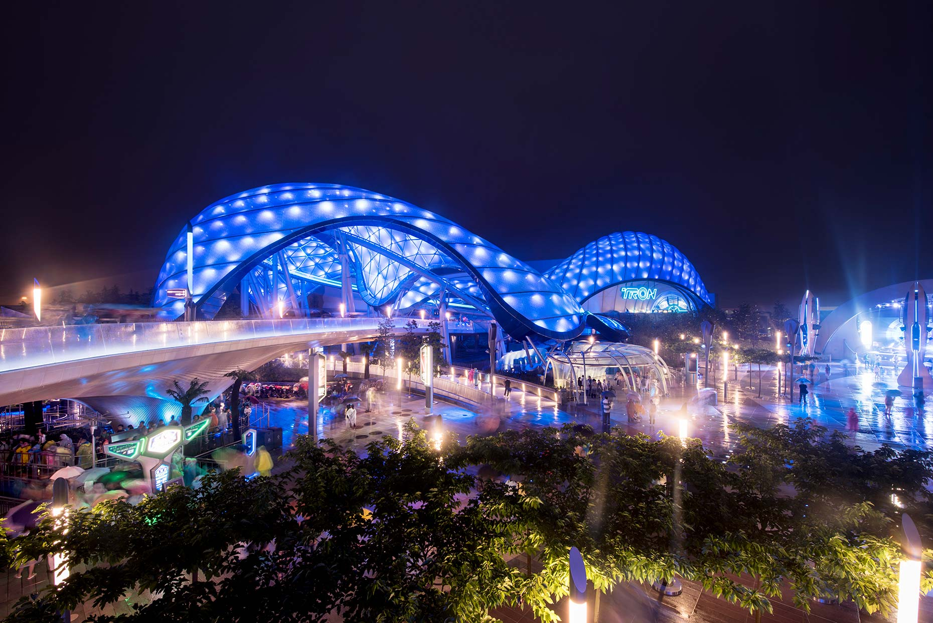 Shanghai Disney Grimshaw Architects