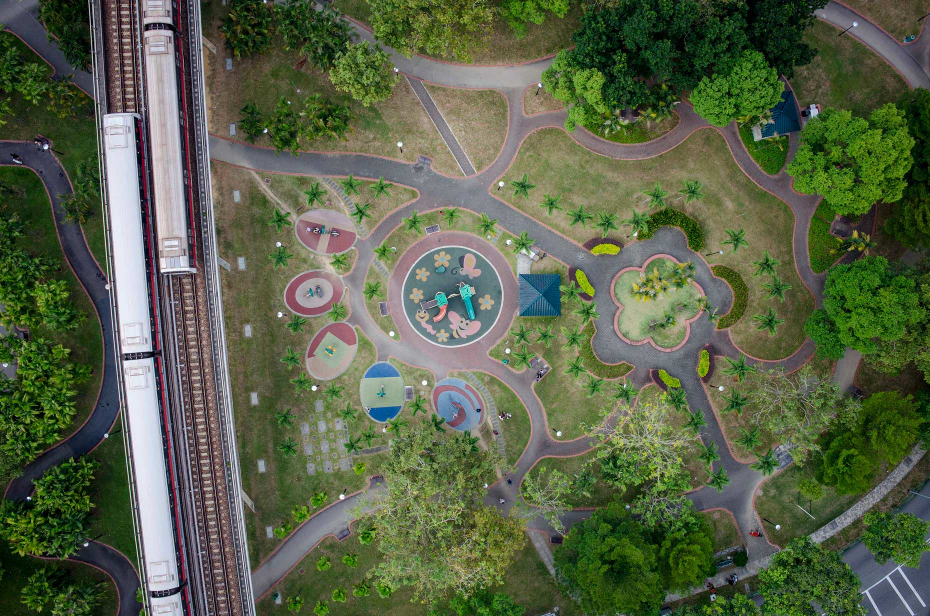 The Play Project | Aerials | Singapore | Stefen Chow