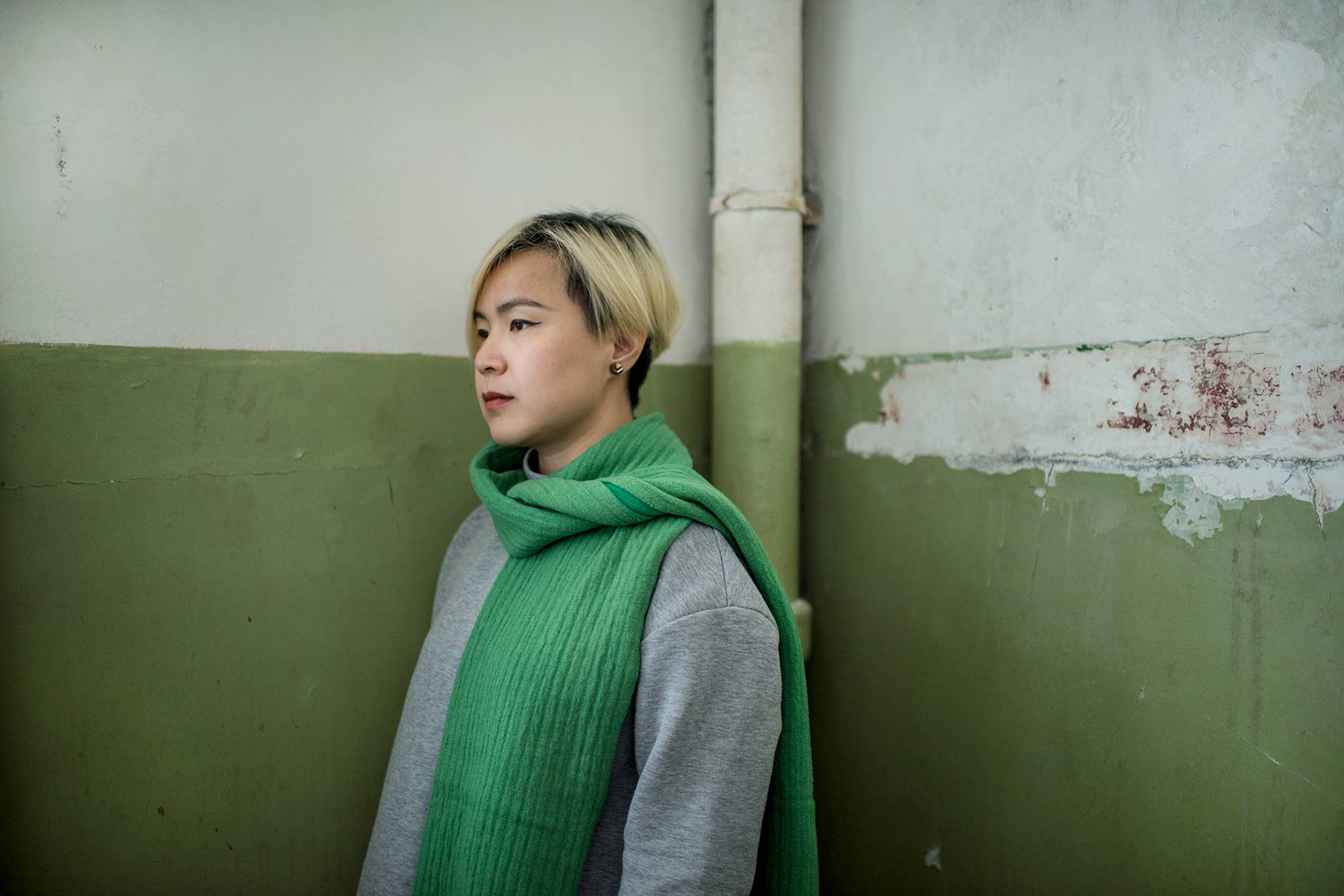 Portrait of Cao Fei, Multimedia Artist by Photographer Stefen Chow | Portrait Photography | Beijing | China | Asia