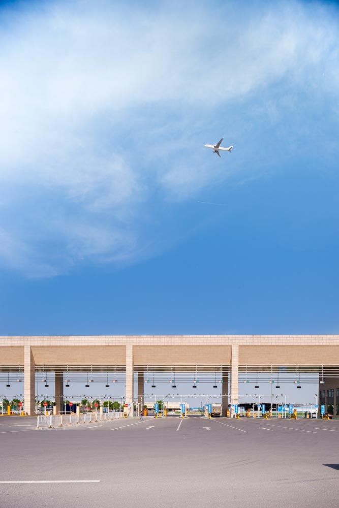 Beijing Capital Airport Campaign by Photographer Stefen Chow | Industrial Photography | Beijing | China | Asia