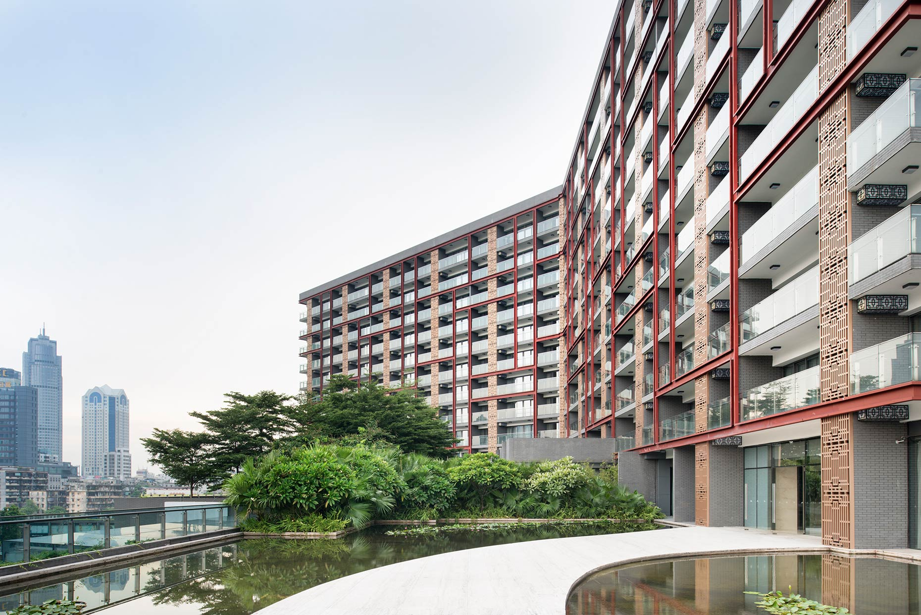 Commercial Architecture | Xintiandi Shui On | Foshan, China | Stefen Chow